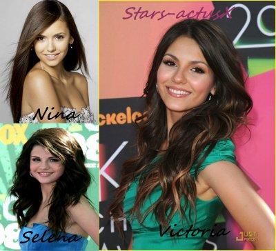 Qui préférer vous ? :)