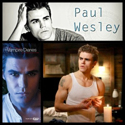 Paul Wesley >> Stefan Salvatore