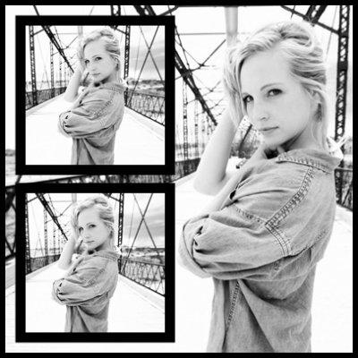 Candice Accola >> Caroline Forbes