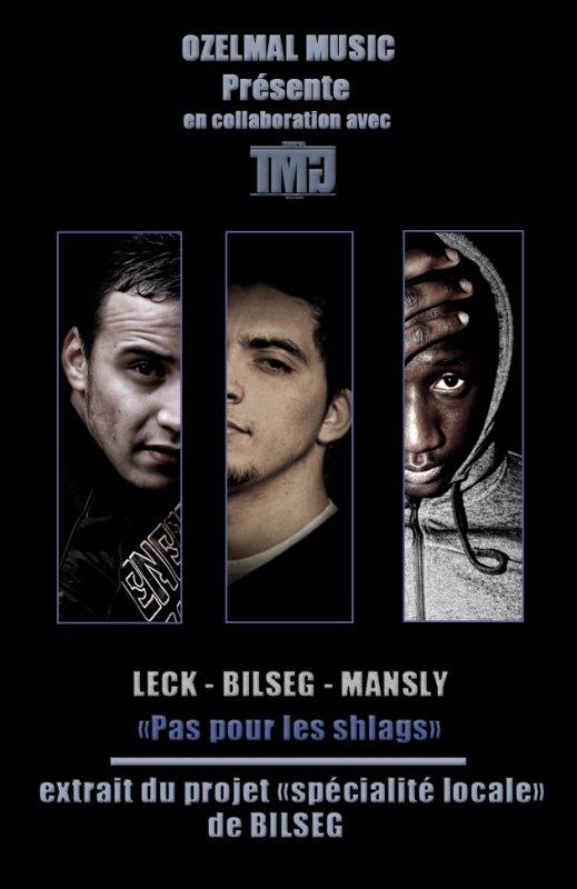 Spécialité Locale / Bilseg feat Mansly & Leck - Pas pour les shlags (2011)