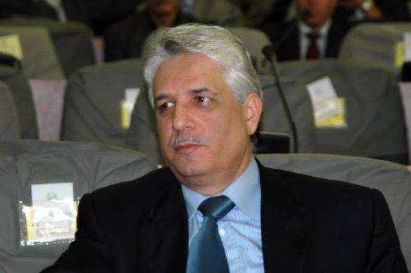 le ministre de la justice algérienne