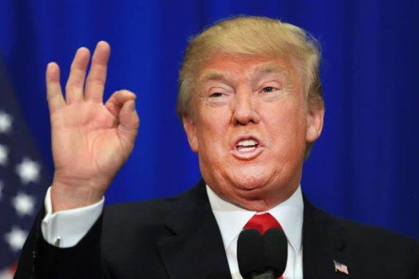 Donald Trump, né le 14 juin 1946 dans le Queens, est un homme d'affaires, animateur de télévision et homme d'État américain, président des États-Unis depuis le 20 janvier 2017