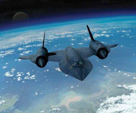 Le Lockheed SR-71 Blackbird (Merle) était une version de l'avion espion Lockheed A-12 Oxcart construite à au-moins 32 exemplaires pour l'armée de l'air américaine, qui l'utilisa principalement de 1968 à 1990.