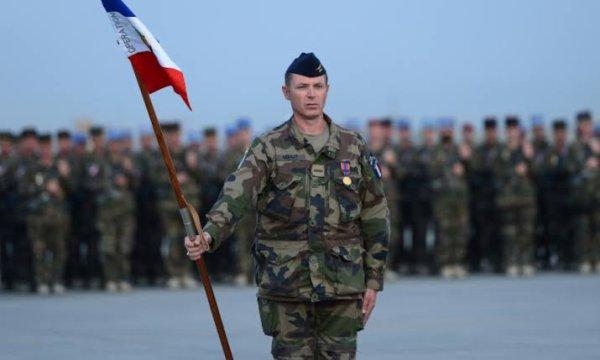 Les Forces armées françaises, souvent appelées Armée française dans le langage courant, constituent la puissance militaire de la République française chargée de la défense du pays et de la protection des intérêts nationaux de la France. Elles sont composées de quatre grandes forces dont trois sont placées sous l'autorité exclusive du ministère des Armées[Note 2] :