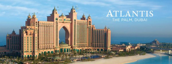 Atlantis Paradise Island is an ocean-themed resort on Paradise Island in the Bahamas. It features a variety of accommodations built around Aquaventure, a 141-acre waterscape, which includes fresh and saltwater lagoons, pools, marine habitats, and water slides and river rides.