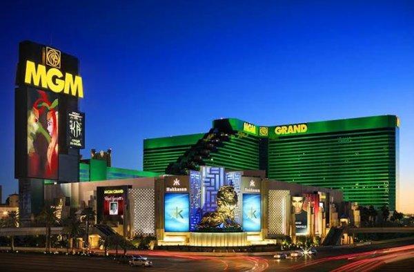 Le MGM Grand Las Vegas est un hôtel-casino de Las Vegas 4 étoiles. Avec 6 852 chambres il était le plus grand hôtel du monde lors de son inauguration en 1993, c'est actuellement le deuxième en nombre de chambres derrière le complexe The Venetian/The Palazzo.