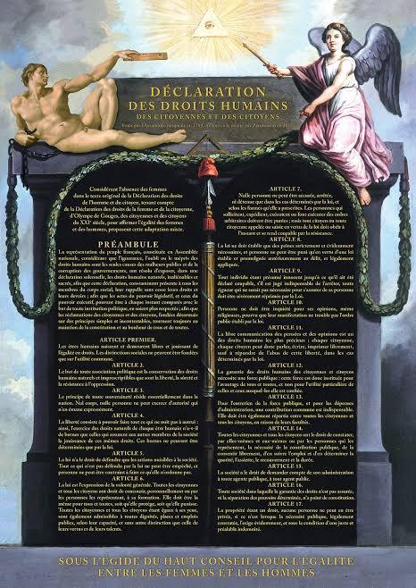 Les droits de l'homme[N 1], également appelés droits humains[N 2] ou encore droits de la personne[N 3], sont un concept soit philosophique, soit juridique, soit politique, selon lequel tout être humain possède des droits universels, inaliénables, quel que soit le droit positif en vigueur ou d'autres facteurs locaux tels que l'ethnie, la nationalité ou la religion.