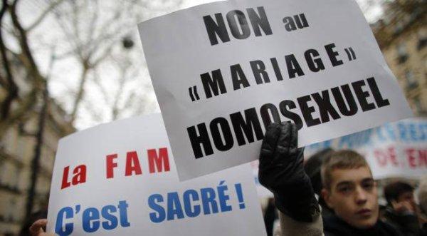 tous contre les homosexuels