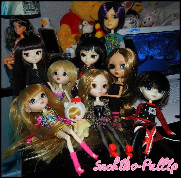 Welcome to my Pullip World !!