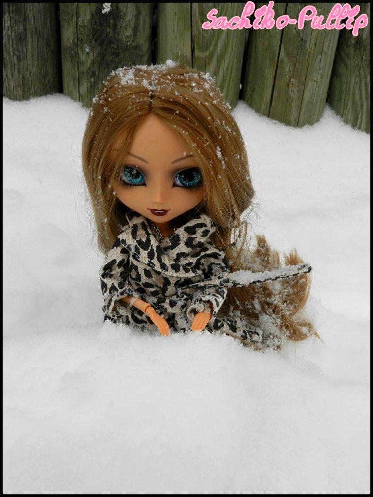 Série dans la neige ^^