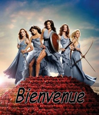 Bienvenue desperate housewives