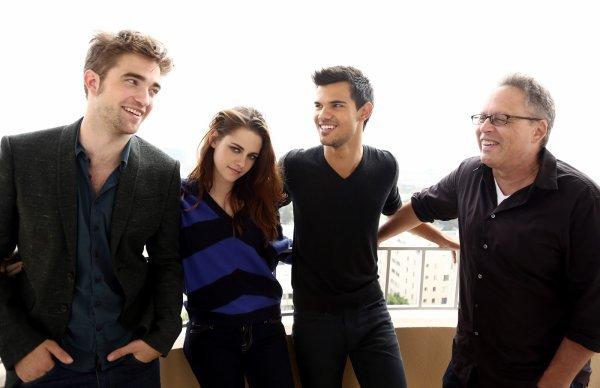 Extrait Breaking Dawn ( part 2 ) + promo conference cast'