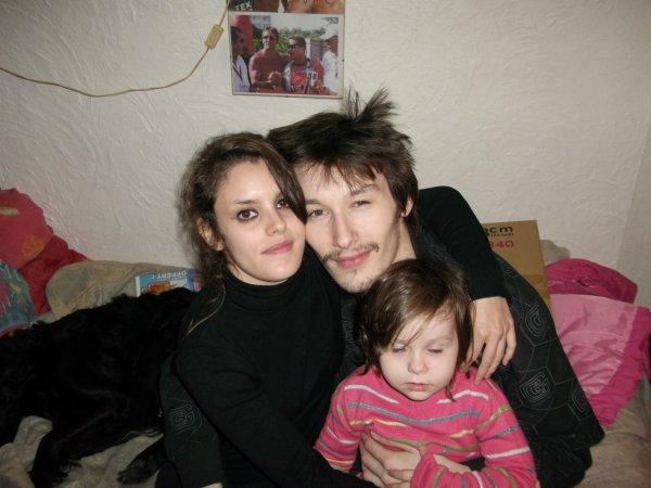 maman (moi papa et notre petite)