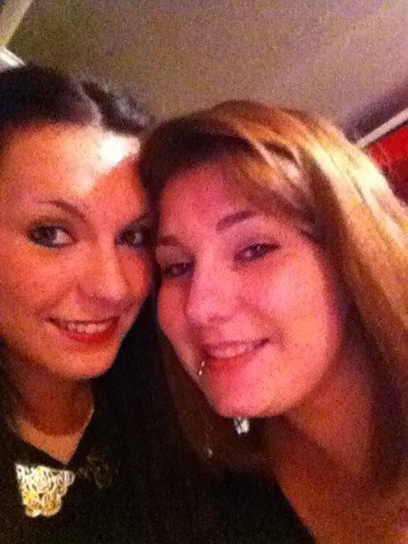 Elle et moi ♥♥
