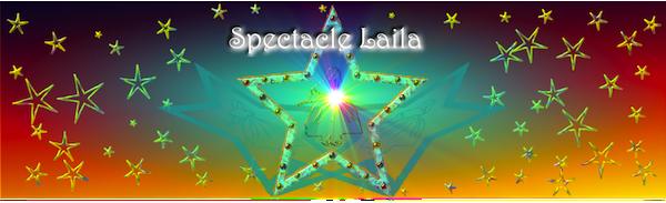 La leçon d'amour du spectacle Laila