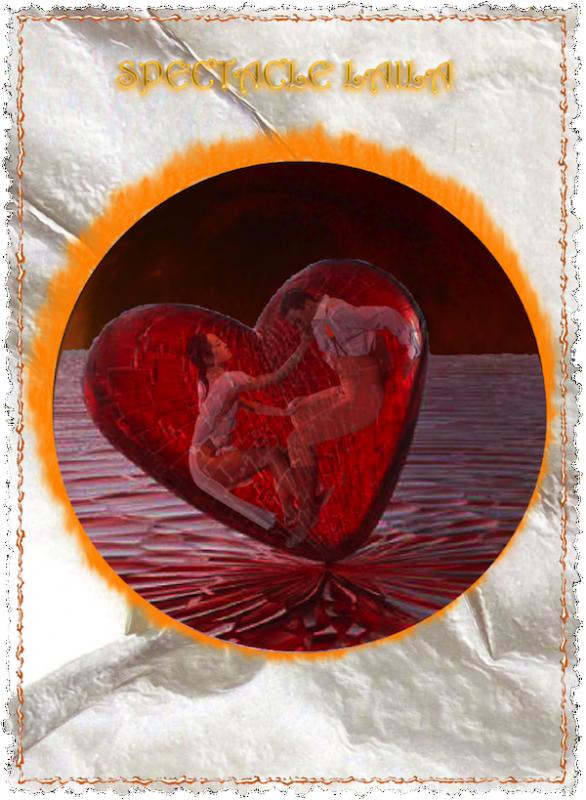La leçon d'amour du Spectacle Laila N° 6