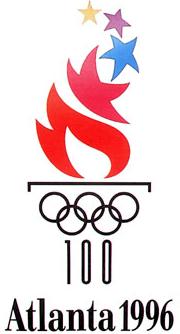 1996 : Jeux Olympiques d'été à Atlanta (Etats-Unis)