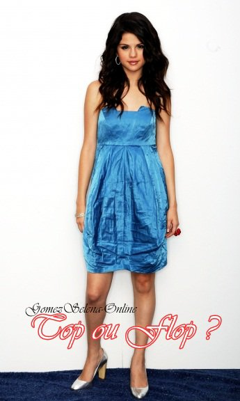 Selena au Teen Choice Awards 2008 > Portrait