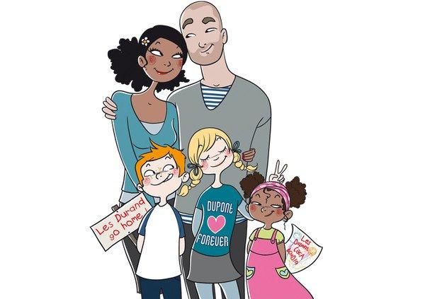 2eme Histoire: Famille Recomposée