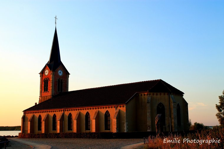 Eglise de Champaubert