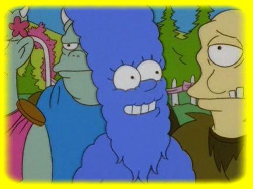 Marge en manque de Rasoirs
