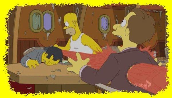 Homer a la classe quand il tue ! ^^