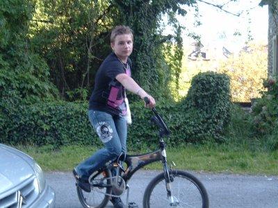 Moii en BMX (Y a très longtemps)