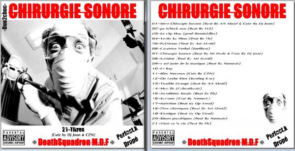 Perfectk&Dropé-Chirurgie sonore-2013