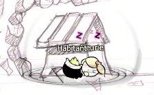 Habitant & Fleurie ;)