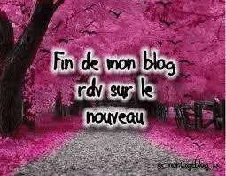 Plus de blog !!!