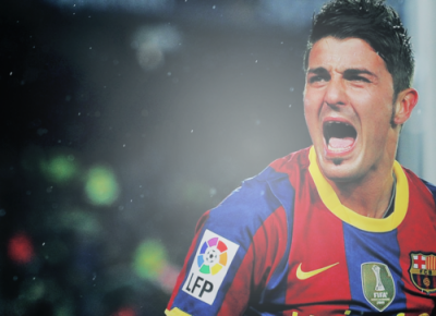david villa number one