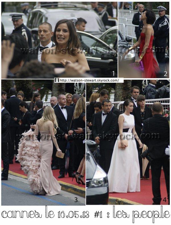 Compte rendu du 16 mai 2013 à Cannes partie 1