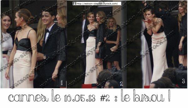 Compte rendu du 16.05.13 à Cannes