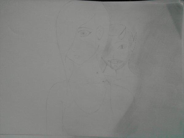 petit dessin pour une amie ;p