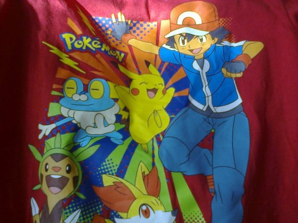 Goodies Pokémon 3