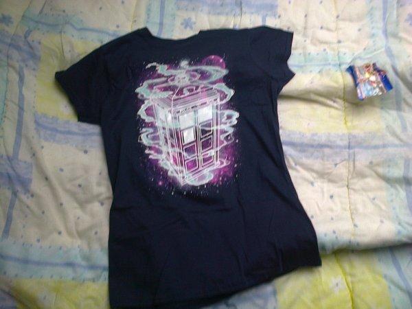 T-shirts Qwertee de Kairi