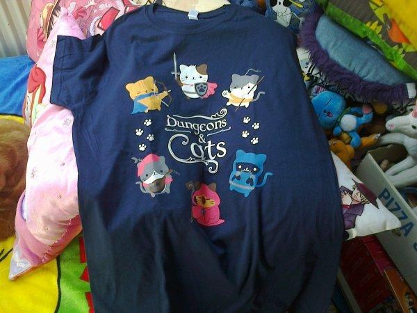 T-shirts Qwertee de Kairi suite 2