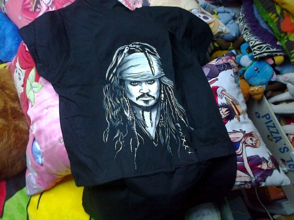 T-shirts Qwertee de Kairi suite 3