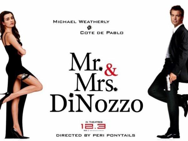Mr & Mrs Smith DiNozzo