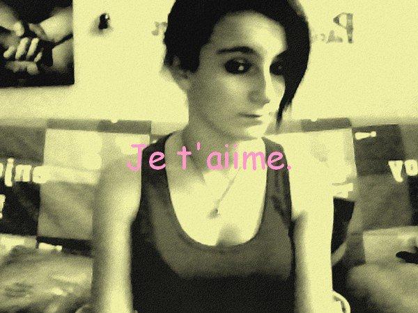 Ophélie.  ♥
