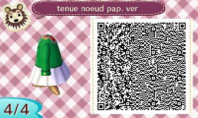 tenue ecoliere veston vert