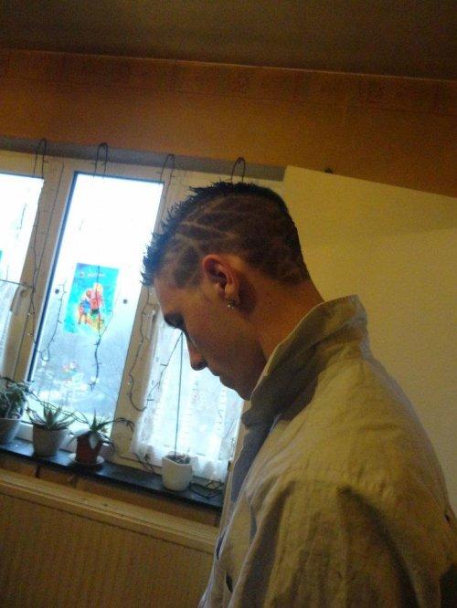 et encore mes cheveux :p