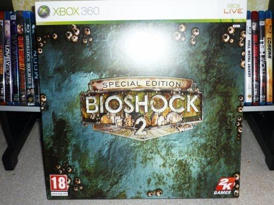 [Jeux vidéo + Bon plan] Collector Bioshock 2