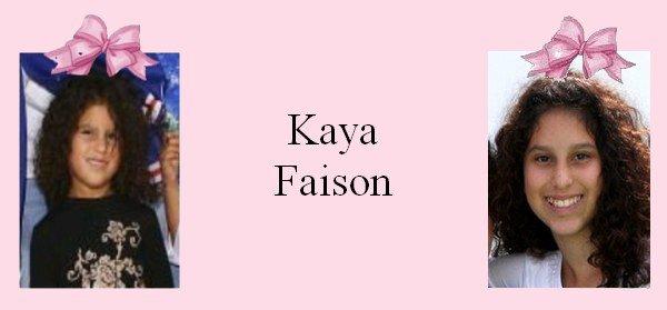 Famille Faison