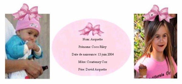 Famille Arquette