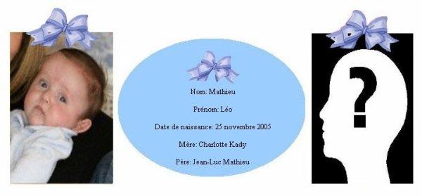 Famille Mathieu