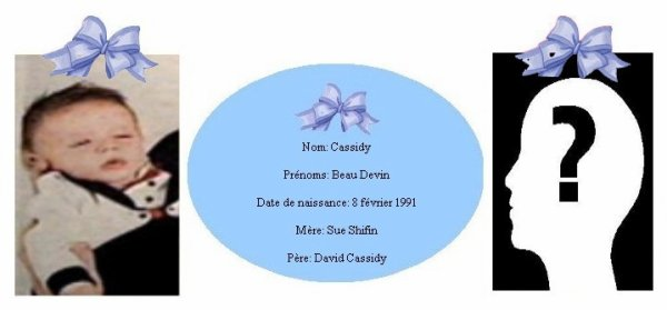 Famille Cassidy