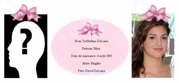 Famille DeStefano DeLuise