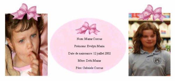 Famille Mazar Corcas