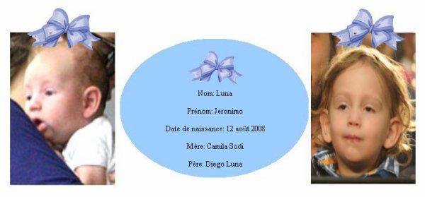 Famille Luna